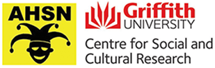 AHSN and Griffith University Centre for Social and Cultural Research logos