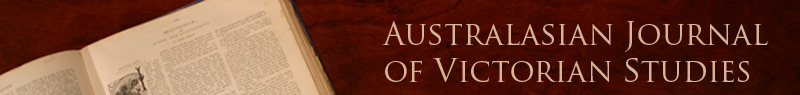 Australasian Journal of Victorian Studies