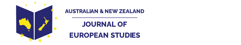 Australian and New Zealand Journal of European Studies